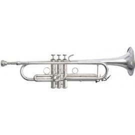 Trompeta Fides Vivace ML Plateada