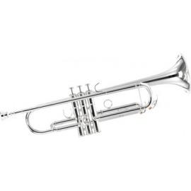 Trompeta Yamaha Sib YTR-6345 GS Plateada