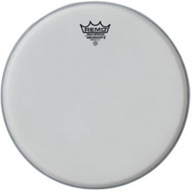 """Parche Remo Ambassador Coated blanco rugoso 12"""" BA-0112-00"""