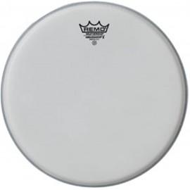 """Parche Remo Ambassador Coated blanco rugoso 14"""" BA-0114-00"""