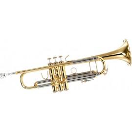 Trompeta Bach LR180 ML 37 Lacada