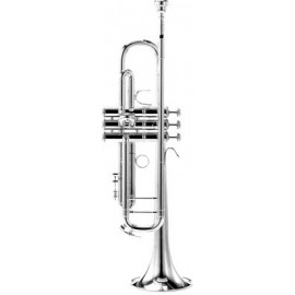 Trompeta Bach 180 L 72 Plateada