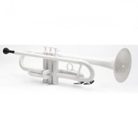 Trompeta Tromba Sib Blanca