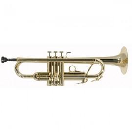Trompeta Tromba Sib Dorada