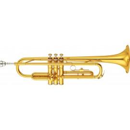 Trompeta Yamaha Sib YTR-2330 Lacada