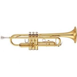 Trompeta Yamaha Sib YTR-3335 Lacada