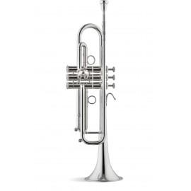 Trompeta Stomvi S3 Sib Plateada