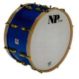 Bombo Banda NP forrado, Old 50x30