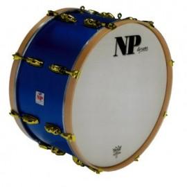 Bombo Banda NP forrado, Old 55x30