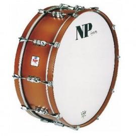 Bombo Banda NP tintado, Crome 45x20
