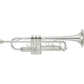 Trompeta Yamaha Sib YTR-3335S Plateada