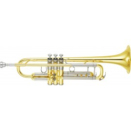 Trompeta Yamaha Sib YTR-8345 Lacada