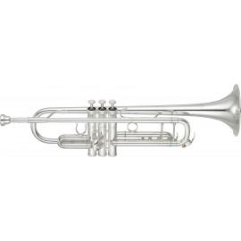 Trompeta Yamaha Sib YTR-8345GS 02 Plateada
