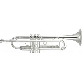 Trompeta Yamaha Sib YTR-8345RS 02 Plateada