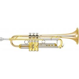 Trompeta Yamaha Sib YTR-8345RG Lacada