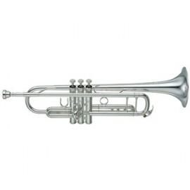 Trompeta Yamaha Sib YTR-9335NYS Plateada