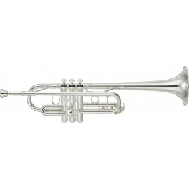 Trompeta Yamaha Do/Sib YTR-4435SII Plateada