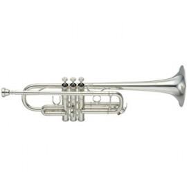 Trompeta Yamaha DO YTR-9445NYS 04 Plateada