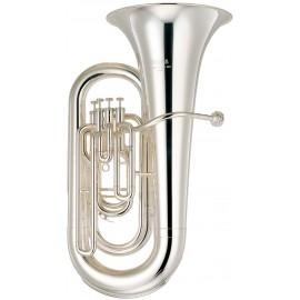 Tuba Yamaha MI YEB-321S Plateada
