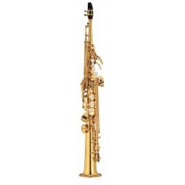 Saxofón Yamaha YSS-475II(corresponde al modelo lacado oro)