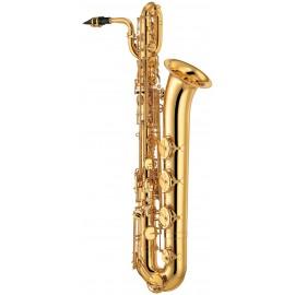 La imagen corresponde a saxofón Yamaha YBS-32