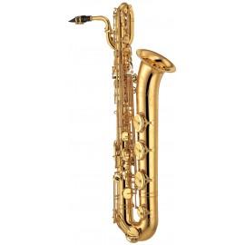 La imagen corresponde a saxofón Yamaha YBS-62