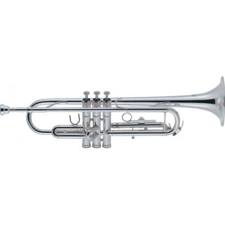 Trompeta J.Michael TR300 Plateada