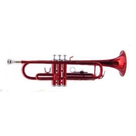 Trompeta J.Michael Sib TR430CR Roja
