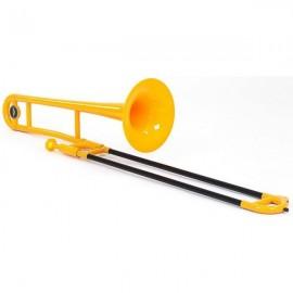 Trombón de Varas Tenor Tromba Amarillo