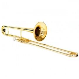 Trombón de Varas Tenor Tromba Dorado