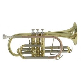 Corneta tres pistones Bach Sib CR-651