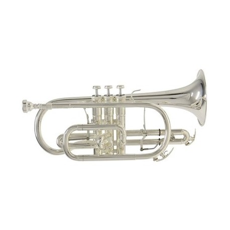 Corneta tres pistones Bach Sib CR-651S