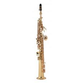 Saxofón Soprano Conn Sib SS-650