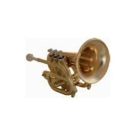 Trompeta Fides Sib Pioneer Pocket Laca BB