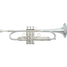Trompeta Fides Symphony Heavy L Plateada