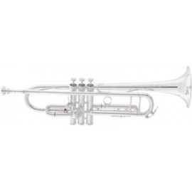 Trompeta King Sib 2055T Silver Flair