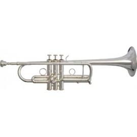 Trompeta Fides Pioneer Do ML Plateada
