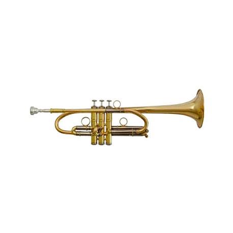 Trompeta Fides Symphony Do LT ML Lacada