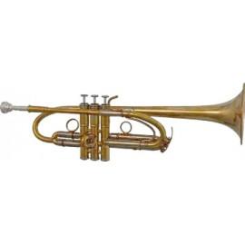 Trompeta Fides Masterpiece Do L Plateada
