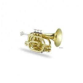 Trompeta pocket Jupiter Sib JTR710 Lacada