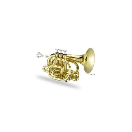 Trompeta pocket Jupiter Sib JTR710
