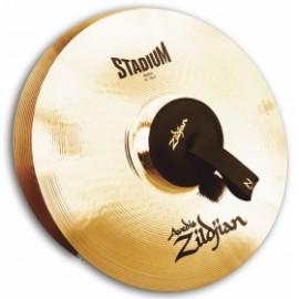 """Platos Zildjian banda 16"""" Stadium Medium Par"""