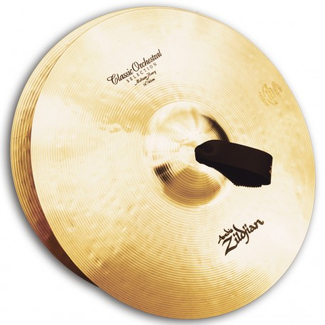 "Platos Zildjian orquesta 16""AZ Medium Heavy classic selection Par"