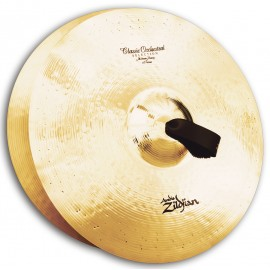"Platos Zildjian orquesta 18""AZ Medium Heavy classic selection Par"
