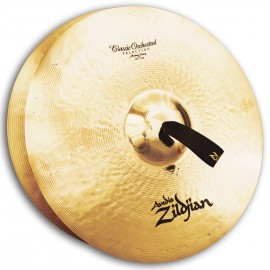 "Platos Zildjian orquesta 20""AZ Medium Heavy classic selection Par"