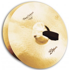 "Platos Zildjian orquesta 16""AZ Medium Light classic selection Par"