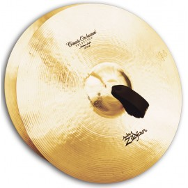 "Platos Zildjian orquesta 18"" AZ Medium Light classic selection Par"