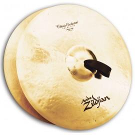 "Platos Zildjian orquesta 20"" AZ Medium Light classic selection Par"