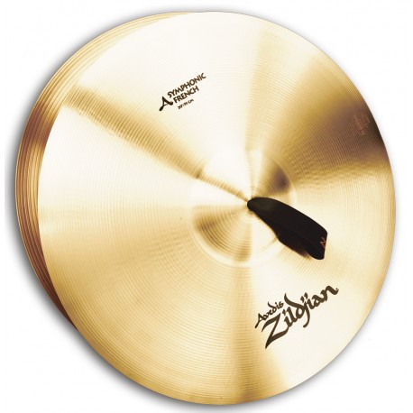 "Platos Zildjian symphonic 20"" AZ French TonePar"