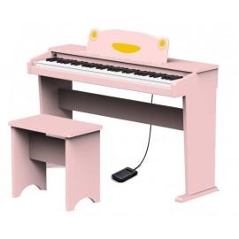 Piano digital Ringway Artesia Fun-1 Rosa